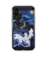 Twilight Duel iPhone XS Max Cargo Case