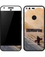 TransWorld SNOWboarding Sunset Google Pixel Skin