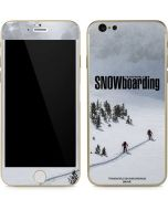 TransWorld SNOWboarding Snow iPhone 6/6s Skin