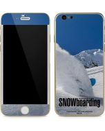 TransWorld SNOWboarding Shred iPhone 6/6s Skin
