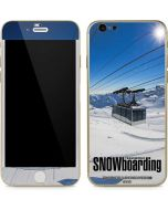 TransWorld SNOWboarding Lift iPhone 6/6s Skin