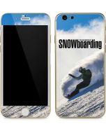 TransWorld SNOWboarding Rider iPhone 6/6s Skin