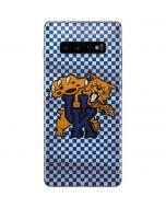 UK Checkered Galaxy S10 Plus Skin