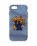 UK Checkered iPhone 8 Pro Case