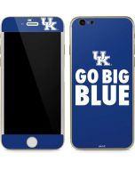 UK Go Big Blue iPhone 6/6s Skin