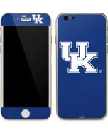 UK Kentucky Blue iPhone 6/6s Skin