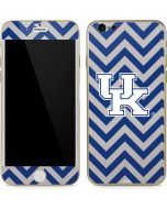 UK Kentucky Chevron iPhone 6/6s Skin