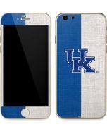 UK Kentucky Split iPhone 6/6s Skin