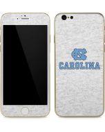 UNC Carolina iPhone 6/6s Skin