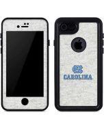 UNC Carolina iPhone 7 Waterproof Case