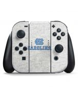 UNC Carolina Nintendo Switch Joy Con Controller Skin