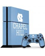 UNC Chapel Hill PS4 Console and Controller Bundle Skin