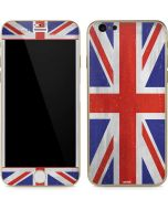 United Kingdom Flag Distressed iPhone 6/6s Skin