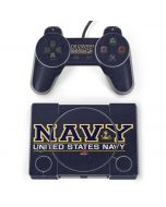 United States Navy PlayStation Classic Bundle Skin