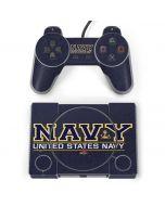 United States Navy PlayStation Classic Bundle Skin