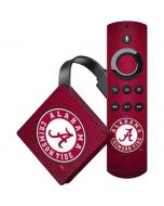 University of Alabama Seal Amazon Fire TV Skin
