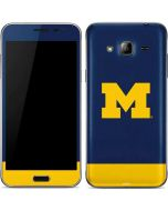 University of Michigan Logo Galaxy J3 Skin