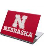 University of Nebraska Cornhuskers Yoga 910 2-in-1 14in Touch-Screen Skin