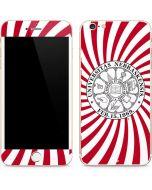 University of Nebraska Est 1869 iPhone 6/6s Plus Skin