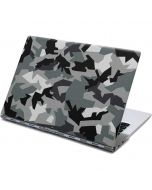 Urban Camouflage Black Yoga 910 2-in-1 14in Touch-Screen Skin