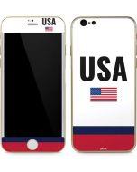 USA American Flag iPhone 6/6s Skin