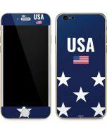 USA Flag Stars iPhone 6/6s Skin