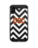 USC Chevron iPhone XS Max Cargo Case