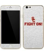 USC Fight On Grey iPhone 6/6s Skin