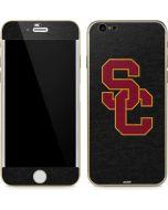 USC Grey Logo iPhone 6/6s Skin