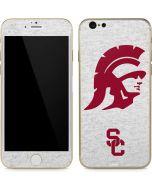 USC Grey Trojan Mascot iPhone 6/6s Skin