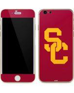 USC Red Logo iPhone 6/6s Skin