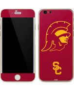 USC Trojan Large Mascot iPhone 6/6s Skin