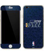 Utah Jazz Blast iPhone 6/6s Skin