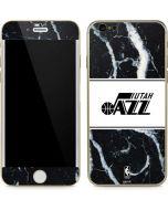 Utah Jazz Marble iPhone 6/6s Skin