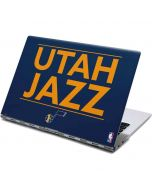 Utah Jazz Standard - Blue Yoga 910 2-in-1 14in Touch-Screen Skin