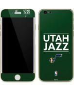 Utah Jazz Standard - Green iPhone 6/6s Skin