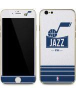 Utah Jazz Static iPhone 6/6s Skin