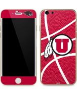 Utah Red Basketball iPhone 6/6s Skin