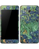 van Gogh - Irises Galaxy Grand Prime Skin