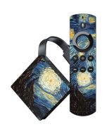 van Gogh - The Starry Night Amazon Fire TV Skin