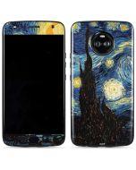van Gogh - The Starry Night Moto X4 Skin