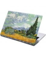 van Gogh - Wheatfield with Cypresses Yoga 910 2-in-1 14in Touch-Screen Skin