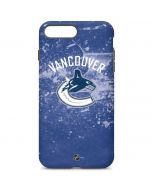Vancouver Canucks Frozen iPhone 7 Plus Pro Case