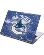Vancouver Canucks Frozen Yoga 910 2-in-1 14in Touch-Screen Skin