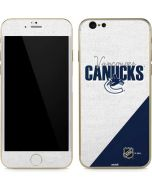 Vancouver Canucks Script iPhone 6/6s Skin