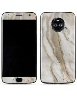 Vanilla Marble Moto X4 Skin