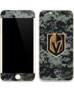 Vegas Golden Knights Camo iPhone 6/6s Plus Skin