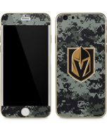 Vegas Golden Knights Camo iPhone 6/6s Skin