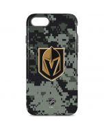 Vegas Golden Knights Camo iPhone 8 Pro Case