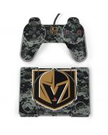Vegas Golden Knights Camo PlayStation Classic Bundle Skin
